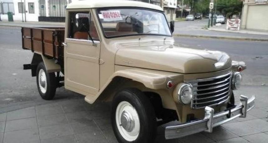 Se cumplen 66 años de la fabricación del primer Rastrojero