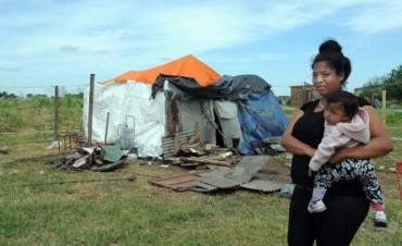 TOMA DE MERLO: desde la Provincia afirman que los vecinos dejarán los terrenos tras el censo