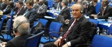 Diputado Juárez, participa de la Reunión de la ONU en Viena sobre Prevención del Delito y Justicia Penal