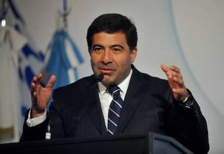 """Echegaray admitió que tiene una relación social con """"El uruguayo"""""""