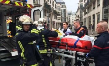 FRANCIA: Masacre en la revista  de las caricaturas de Mahoma: doce muertos