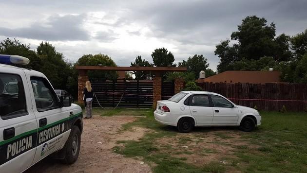 GENERAL RODRÍGUEZ: Feroz asalto al propietario de una remisera