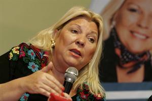 CASO NISMAN: Elisa Carrió denunciará a Cristina, Gils Carbó, Milani y Aníbal Fernández por encubrir