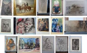 OBRAS DE ARTE:  confiscadas por los nazis salen a la luz tras más de 70 años