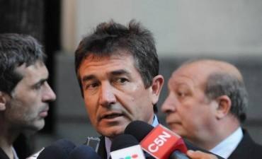 NÉSTOR RONCAGLIA: es el nuevo jefe de la Policía Federal