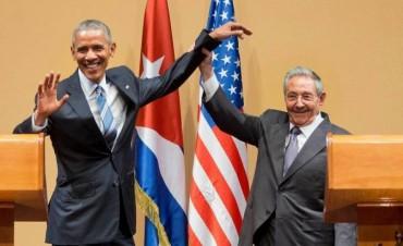 BARACK OBAMA: El embargo a Cuba se va a terminar