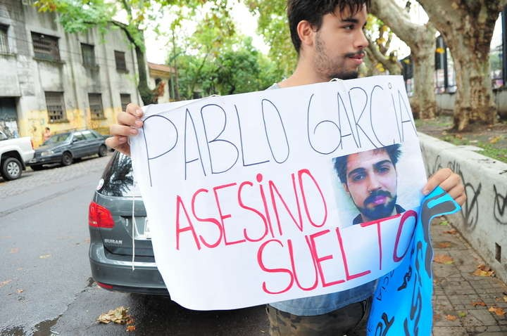 PABLO GARCIA ALIVERTI: La fiscal pidió 4 años de cárcel y hubo protestas