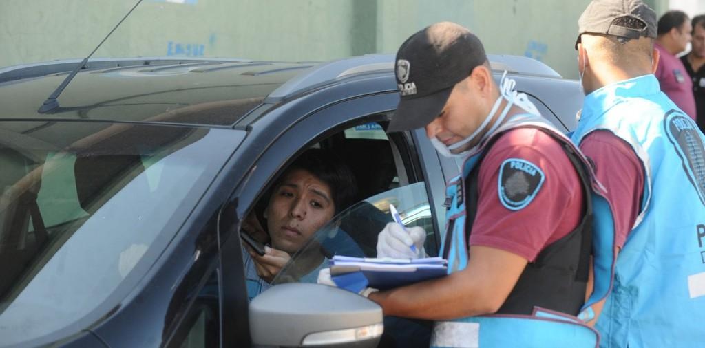 En todo el país  Coronavirus en Argentina: ya hay más de 3.200 detenidos por violar la cuarentena