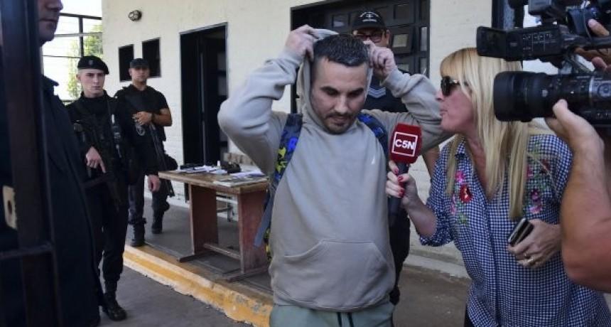 Tras 24 años de prisión Fabián Tablado salió en libertad