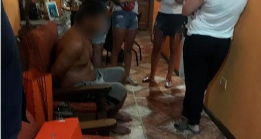 Cae violador serial en Moreno