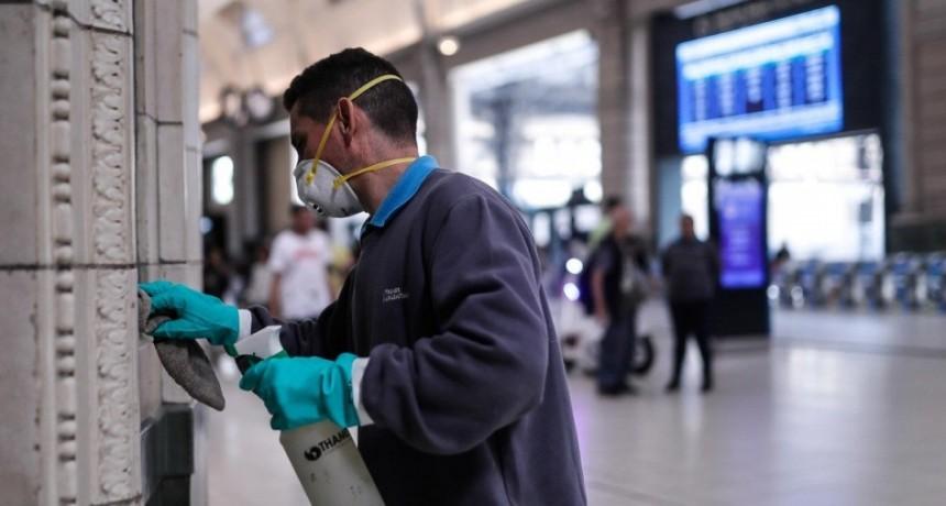 El avance de la pandemia  Coronavirus en Argentina: confirman 9 casos más y ya son 65 los contagiados