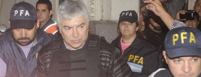 ROSADITA: Detuvieron a Lázaro Báez