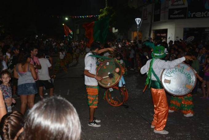 GENERAL RODRÍGUEZ: Festejos de Carnaval