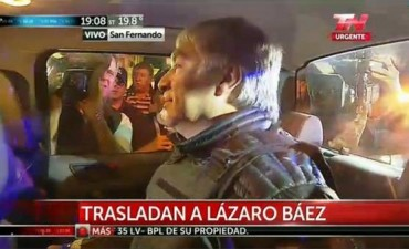 LÁZARO BÁEZ: Casanello lo acusa de haber ingresado 5.1 millones de dólares a La Rosadita