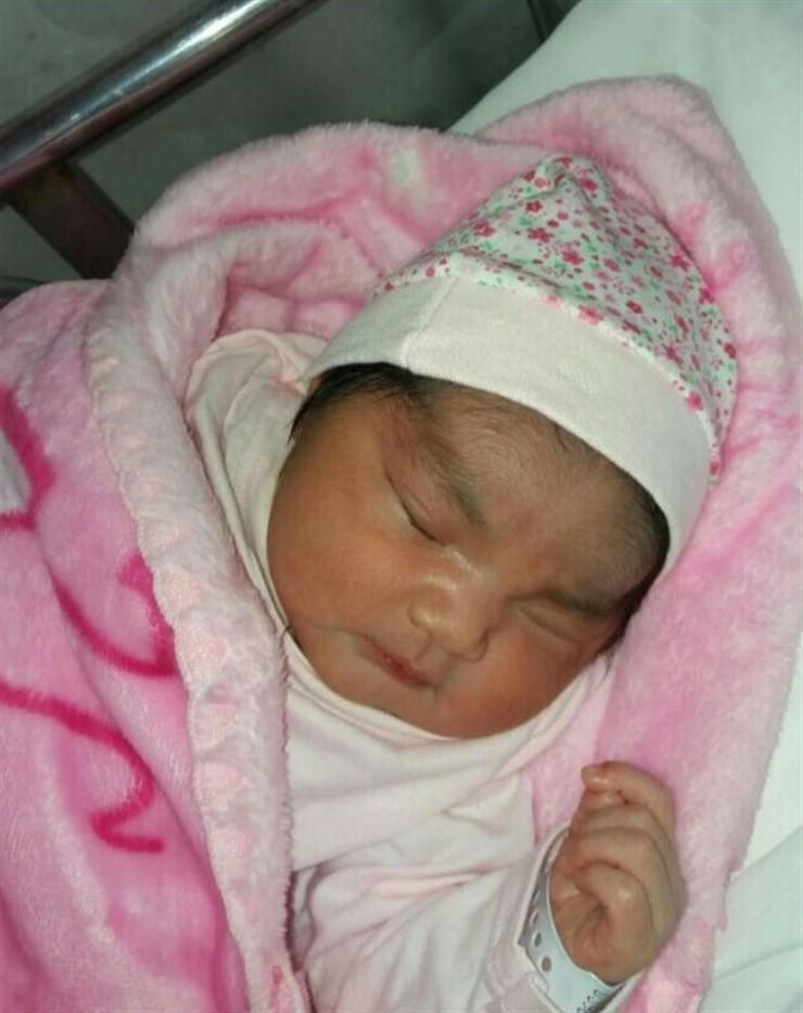 Nació María Luz, hija de uno de los tripulantes del ARA San Juan