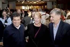 Binner y Stolbizer encabezaron encuentro nacional del GEN en Mar del Plata