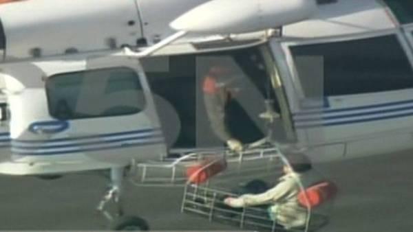 Cayó una avioneta en el Río de la Plata: al menos cinco muertos