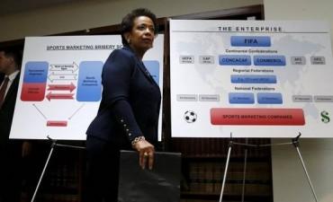 """CORRUPCIÓN EN FÚTBOL: El informe acusa con todo a un dirigente """"de larga trayectoria en FIFA y AFA"""""""