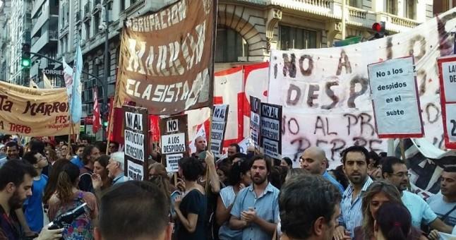 MACRI:   mañana anuncia el veto a la ley antidespidos