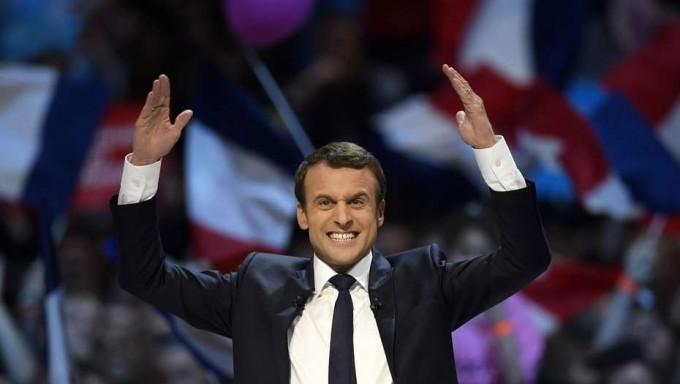 FRANCIA: Emmanuel Macron es el nuevo presidente, derrota a Marine Le Pen con 65,1%