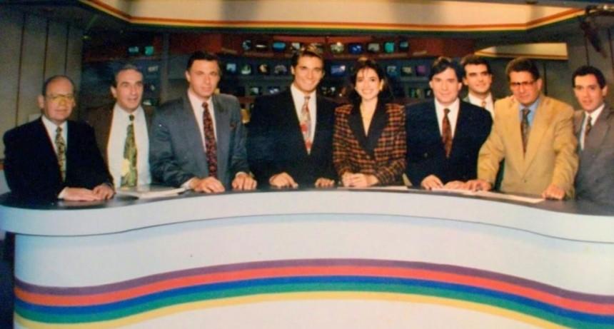 NUEVEDIARIO El noticiero más visto en la historia de la televisión argentina