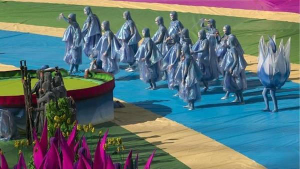 BRASIL: Se inicia en mundial de fútbol 2014