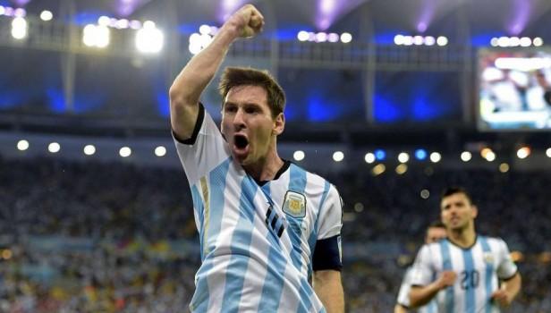 FÚTBOL: Buen debut de Argentina frente a Bosnia