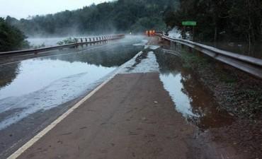 MISIONES: 50.000 personas aisladas por las inundaciones