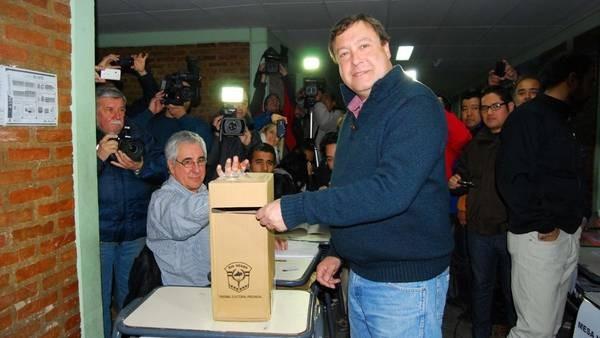 ELECCIONES EN RÍO NEGRO: Weretilneck que fue reelecto