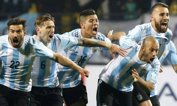 COPA AMÉRICA: Argentina fue netamente superior a Colombia