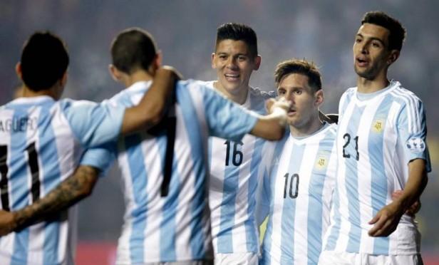 COPA AMÉRICA: ARGENTINA FINALISTA. NO TUVO PIEDAD CON PARAGUAY