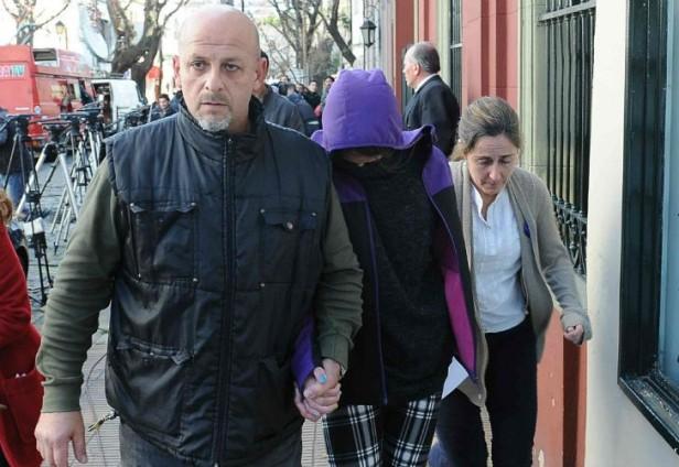 MAGALY: El acusado admitió que tuvo sexo con elle:
