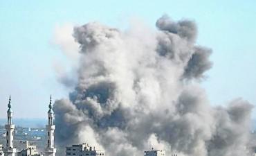 FRANJA DE GAZA: La ONU llama a cese del fuego  y a respetar DDHH