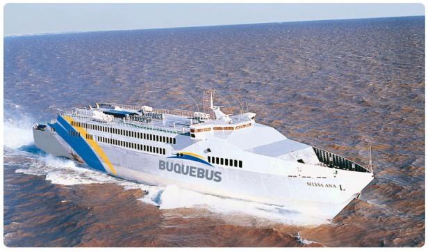 TRAGEDIA: Buscan a un joven que habría caído al Río de la Plata desde un barco de pasajeros