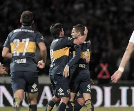TRIUNFAZO: Boca le ganó a Belgrano con 9 jugadores