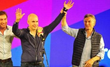 ELECCIONES:  Rodríguez Larreta nuevo Jefe de Gobierno de la ciudad de Buenos Aires