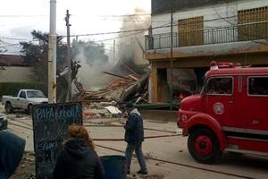 EXPLOSIÓN: Son dos los muertos en Virrey del Pino