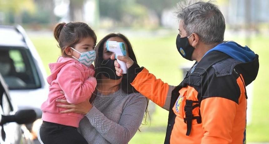 """La OMS anticipa que el coronavirus """"durará largo tiempo"""""""