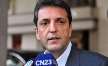 SERGIO MASSA: Retiene la mayoría del voto opositor