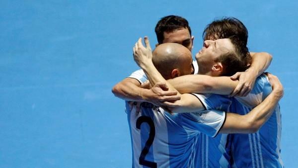 FUTSAL: Argentina Campeón del Mundo