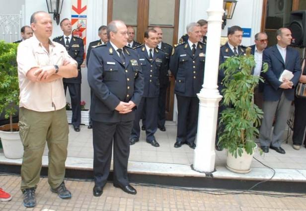 SERGIO BERNI: denunció a un fiscal porque investigó a la Policía Federal