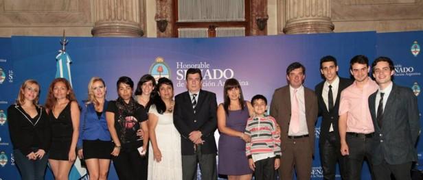 PREMIOS COMUNAS: Con la conducción de Edgardo Miller se realizó una nueva entrega