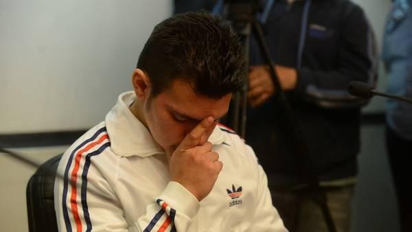 FEMICIDIO: Perpetua para Lucas Azcona por el crimen de la estudiante chilena