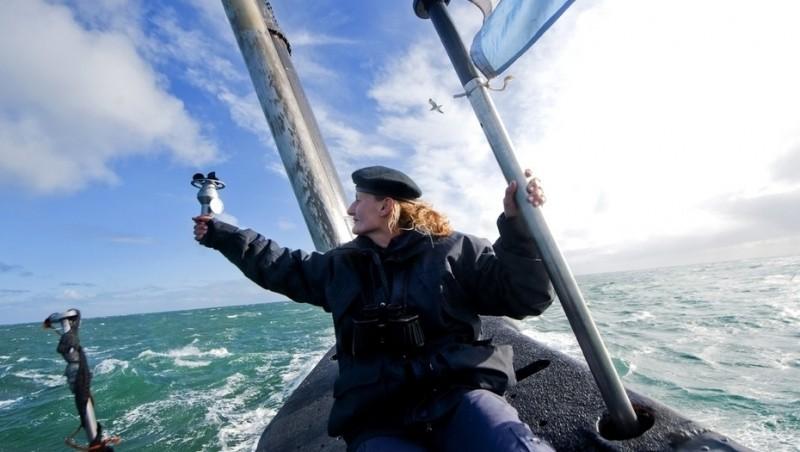 SUBMARINO: Eliana María Krawczyk es la jefa de Armas del ARA San Juan