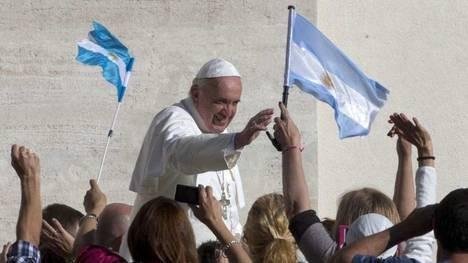 El papa Francisco vendrá a Argentina en 2016