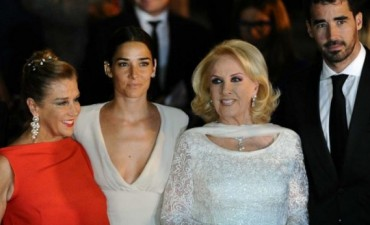 NUEVO PRESIDENTE: Los famosos acompañaron a Mauricio Macri en la gala en el Teatro Colón