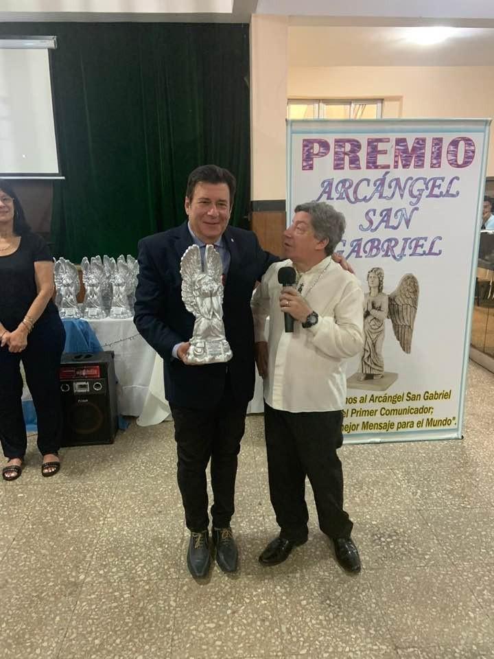 Edgardo Miller premiado en Buenos Aires
