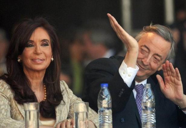Cristina aseguró que Kirchner