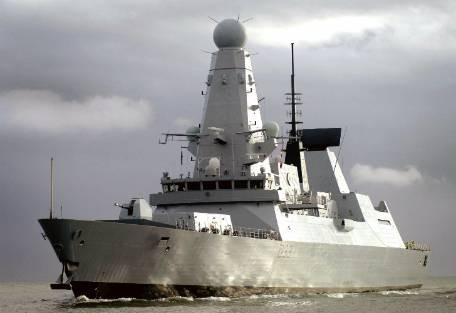 Argentina repudió el envío de otro destructor británico a Malvinas