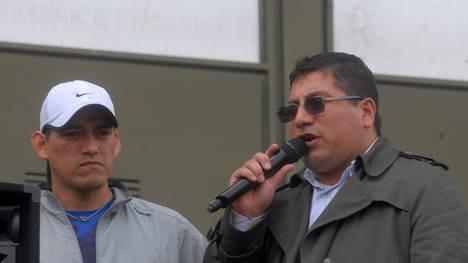 El Gobierno pasó a disponibilidad al vocero de los gendarmes